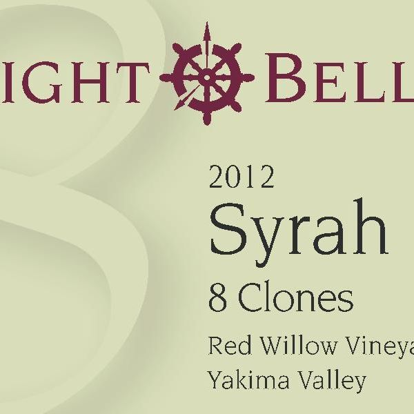 Eight bells syrah 2012 mgdpye
