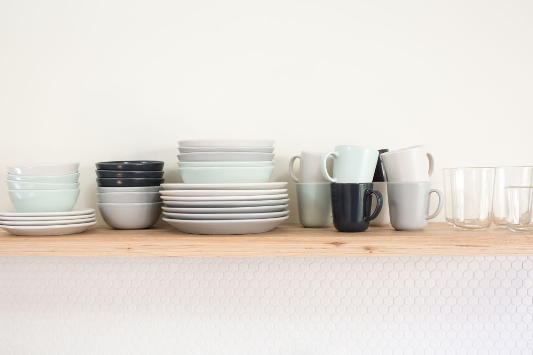 Meet the Houston-Based Minimalist Tableware for More Than Just Newlyweds