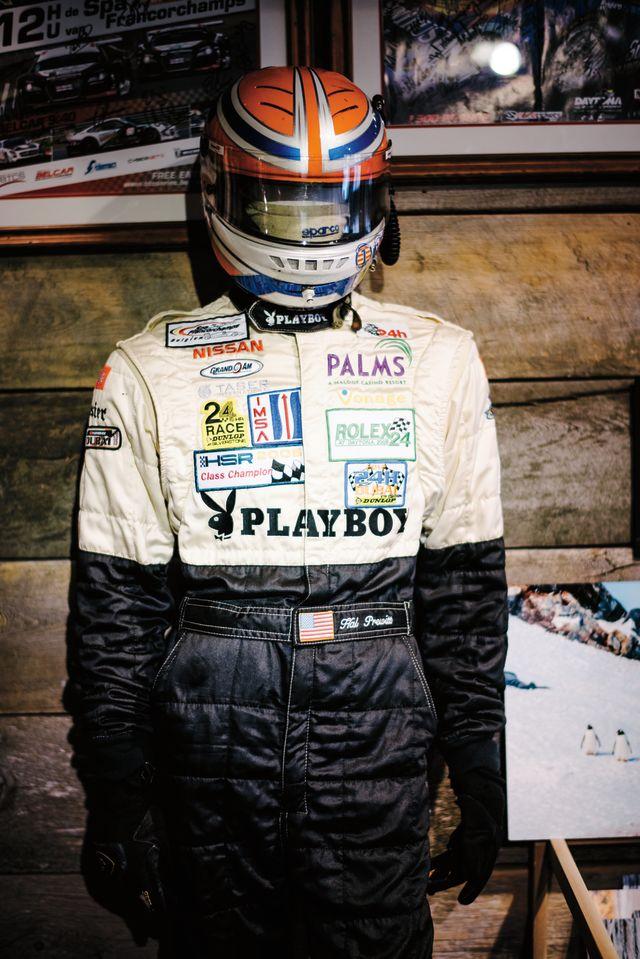 Pcsu 16 hal prewitt racecar outfit sslvfs