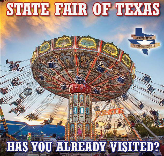 Russia Also Tried Meddling In The Texas Secession Movement - Houston state fair