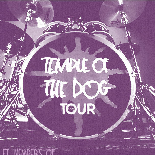 Temple dog press k3ptle