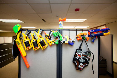 Explore consulting cubicle of toys amawgm