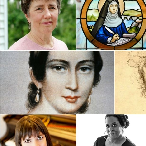 Women composers collage at94g9
