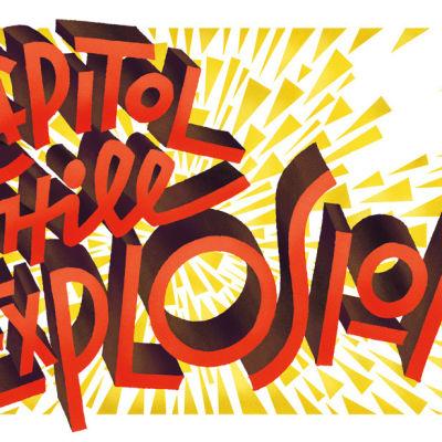 Capitol hill explosion headline bmsvke