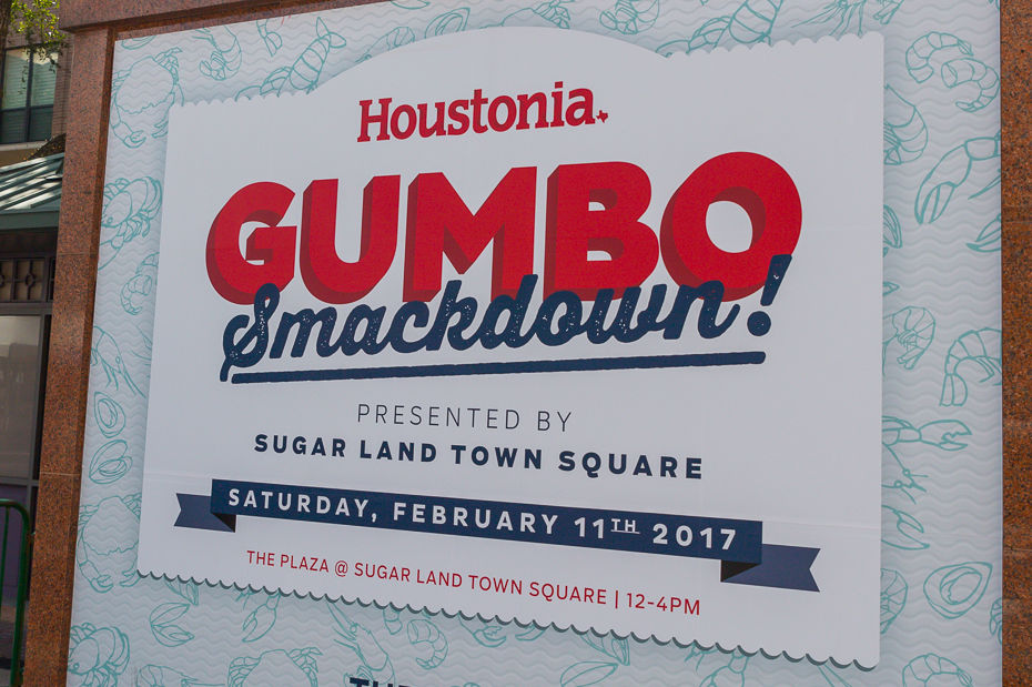 Art giraldo photography   2017 gumbo smackdown  imgl0292 sugar land town square   houstonia gumbo sign pgftls