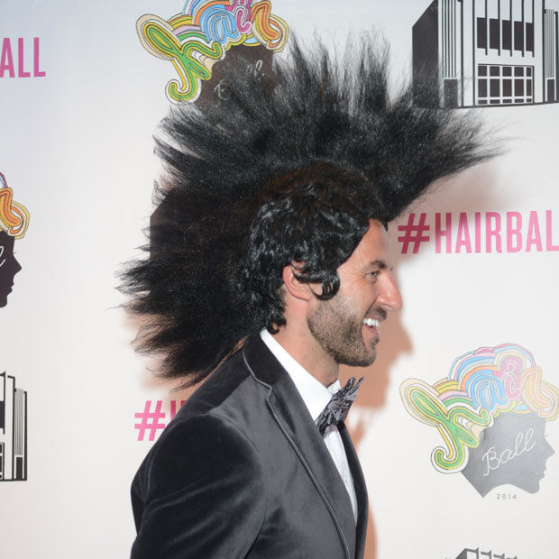 Hair ball 2014 for houstonia   photo by daniel ortiz  6  ziioya