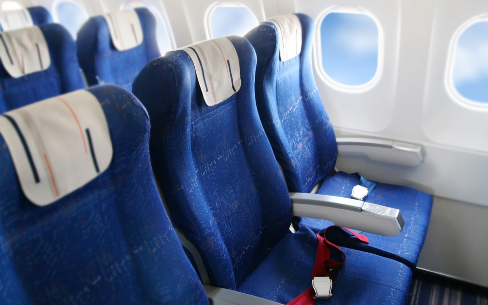 Airlplane seats row daboost pcdbaa