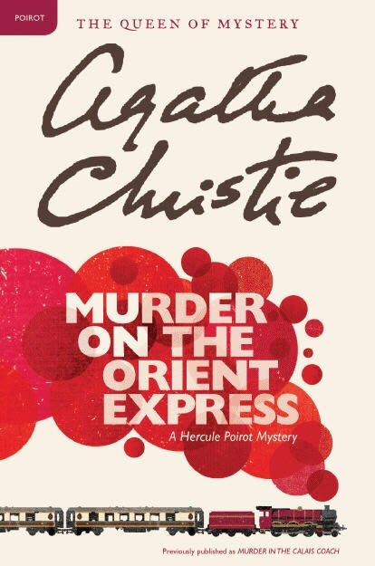 Murder on the orient express zbgubs