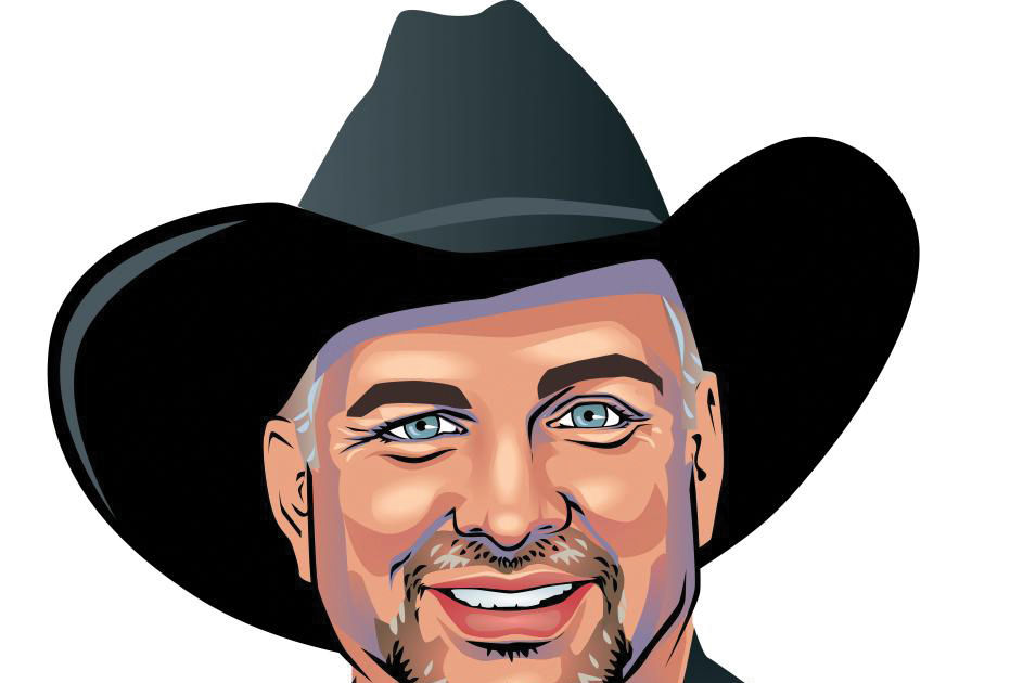 garth brooks and chris ledoux relationship counseling