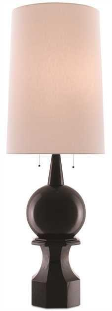 Curry and company steeple table lamp q9926r