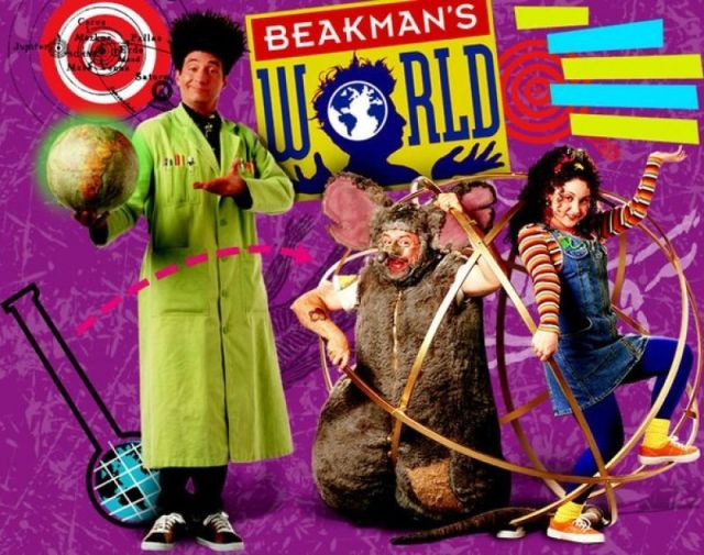 Beakman s world anmq2o