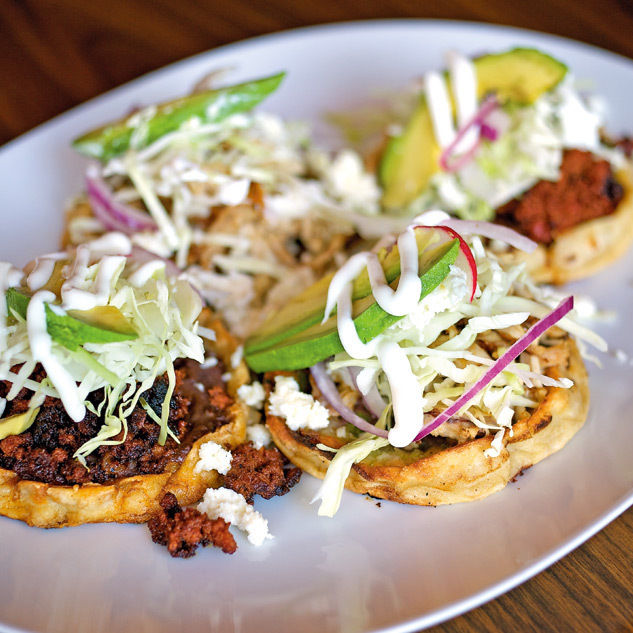 Chicken sopes kc1ofz