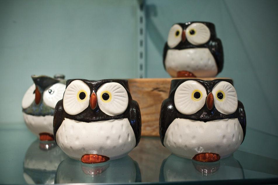 Owl tea set whmgh8