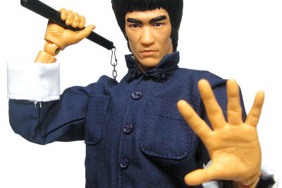 Bruce lee toy g68vnz