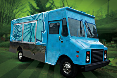 Native american food truck fxblxo