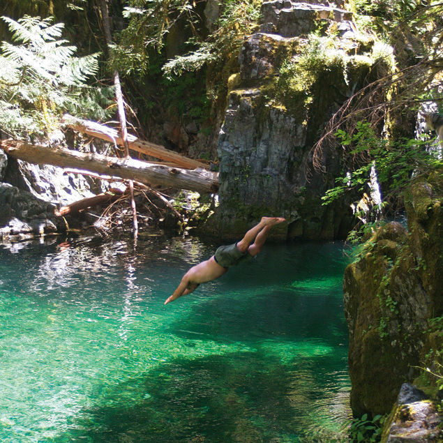 05 47 packing opal creek diving n7q9sw