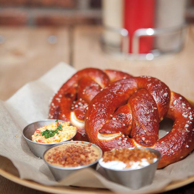 Brave horse tavern pretzels ak0crv