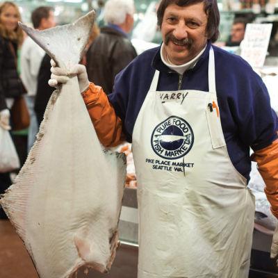 Harry calvo pure food pike place market zdliya