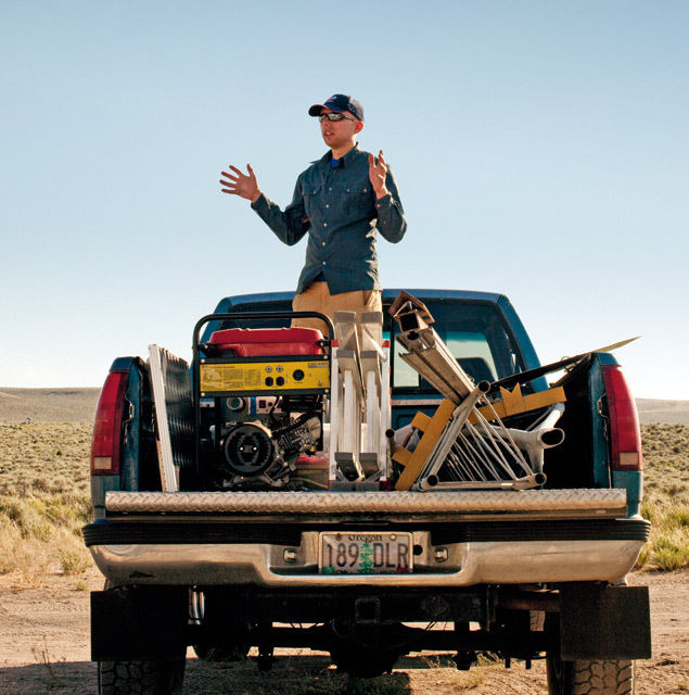 Robert gaskell truck xfiai6