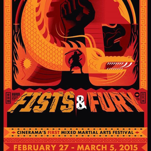 Cinerama fists and fury y1wqhj