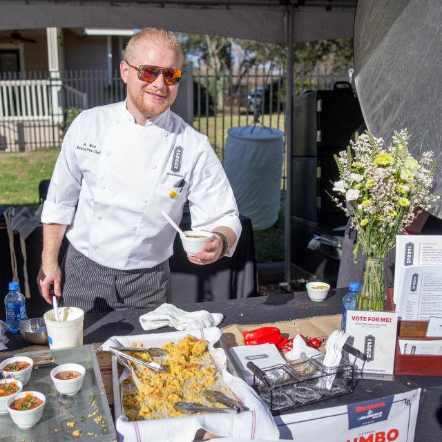 The porch s executive chef  adam west z7duwu sqwhhd