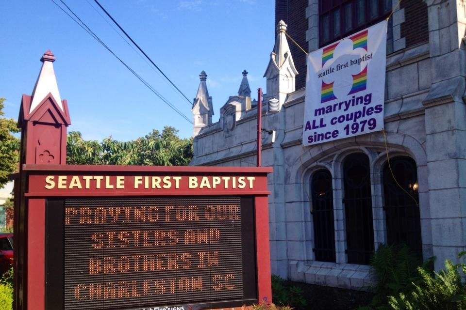 Seattle first baptist lgbtq friendly twl1b6