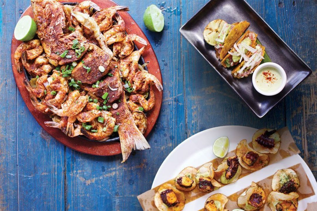 Where To Find Houston S Best Mexican Seafood Houstonia