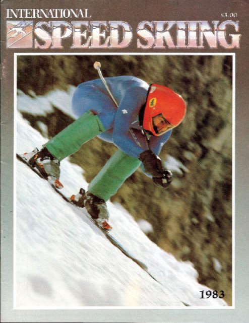 Cosu winter 2015 cj mueller speed skiing book oawdxi