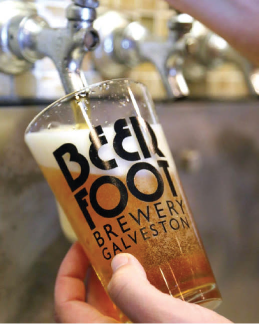 Beerfoot brewery cubuep