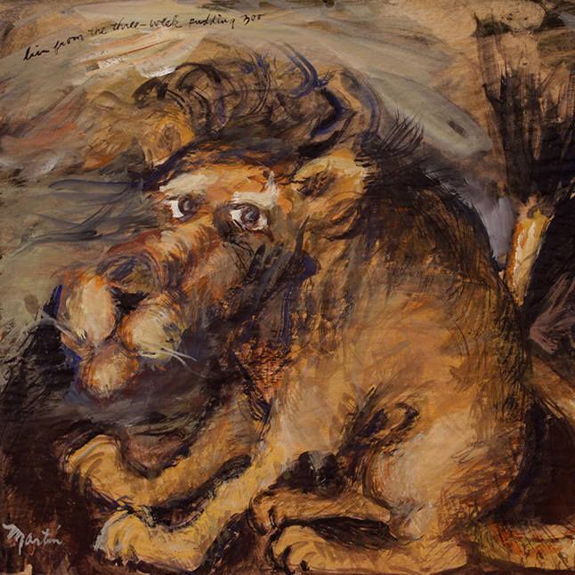 James martin lion alev2b