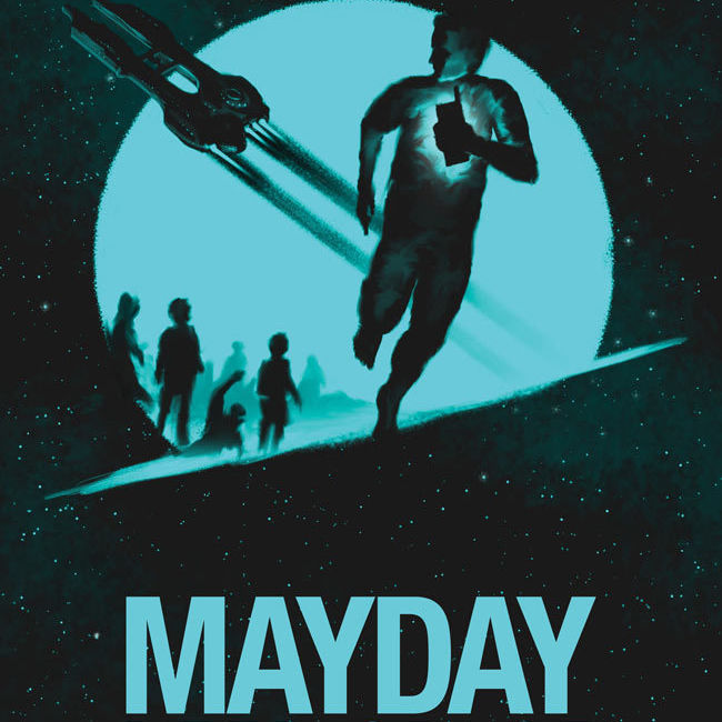 Mayday poster emm1a4