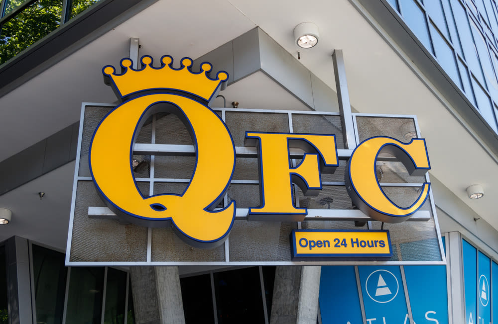 QFC sign in Lower Queen Anne