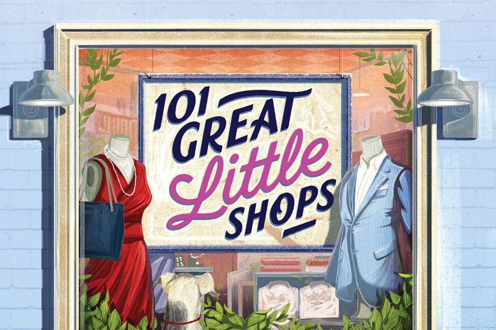 101 Great Little Shops: Women's Apparel | Houstonia