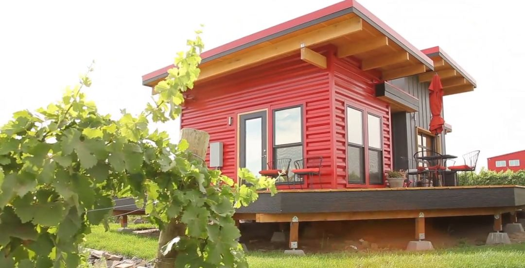 These Yakima Tiny Homes Are Next-Level Glamping | Portland