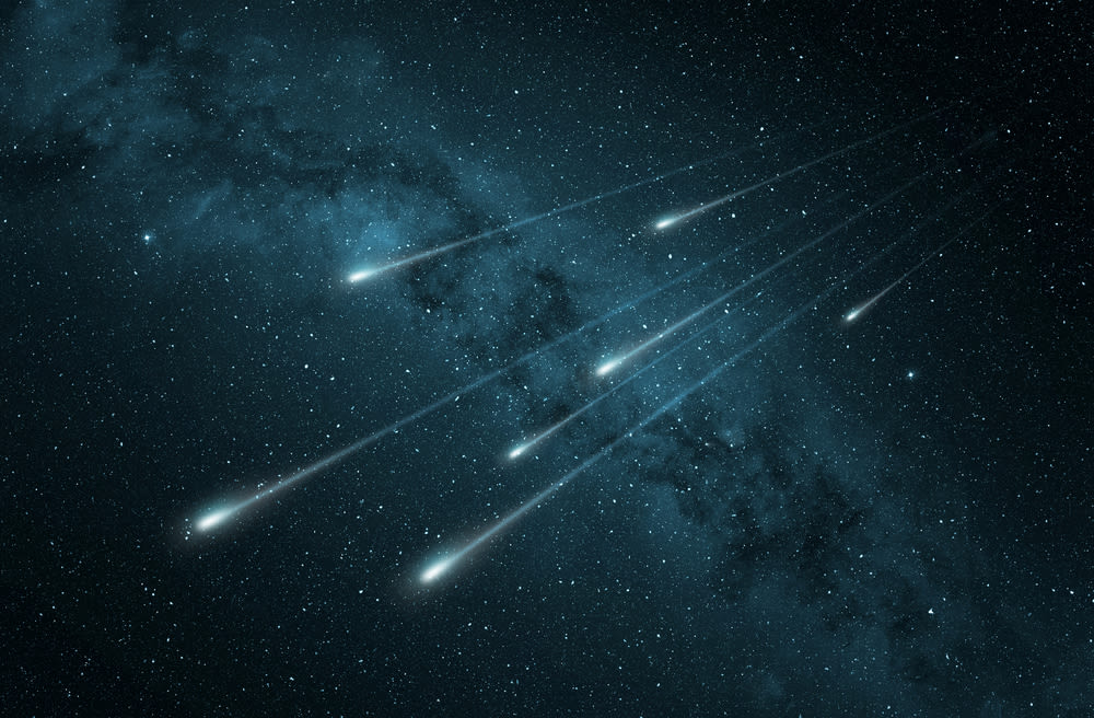 Geminid Meteor Shower, Comet to Put on Shows