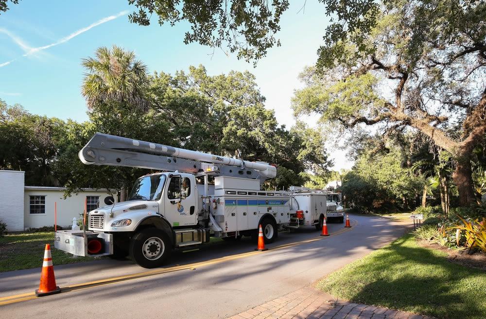 Florida Power & Light Activates Emergency Response Plan