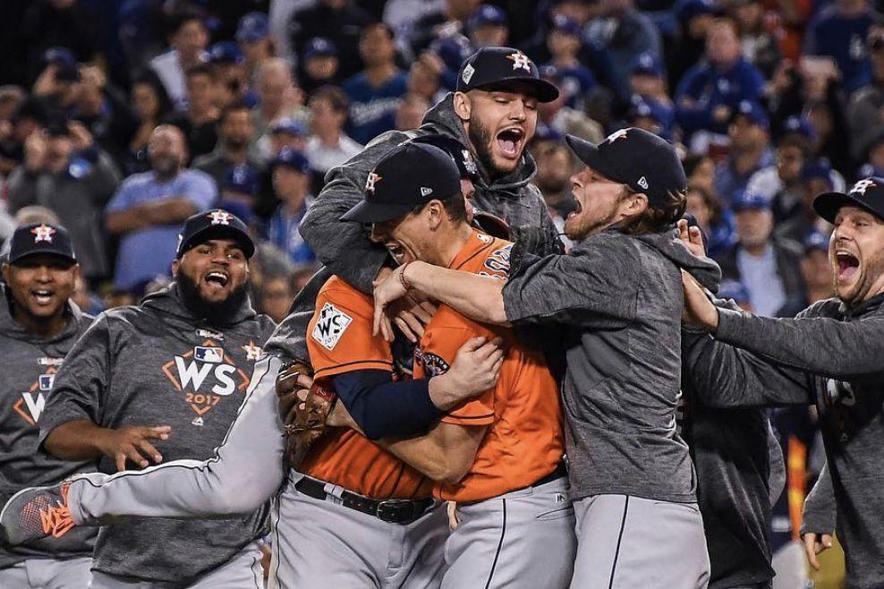 Houston, We Are World Series Champions