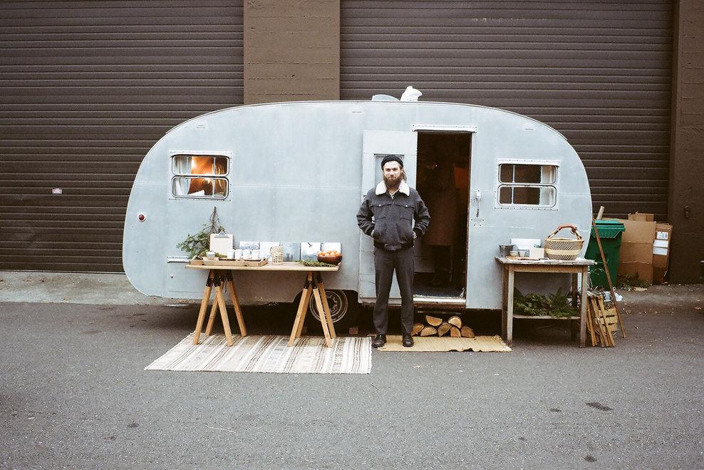 Portland bazaar camper trailer 11.13 s5ixgf