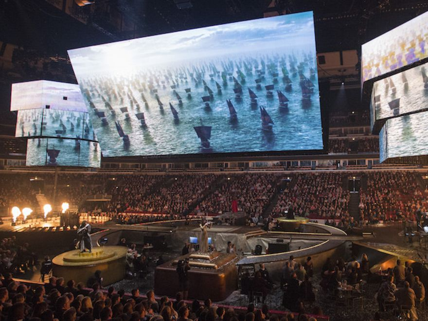 Game of thrones concert hovphf