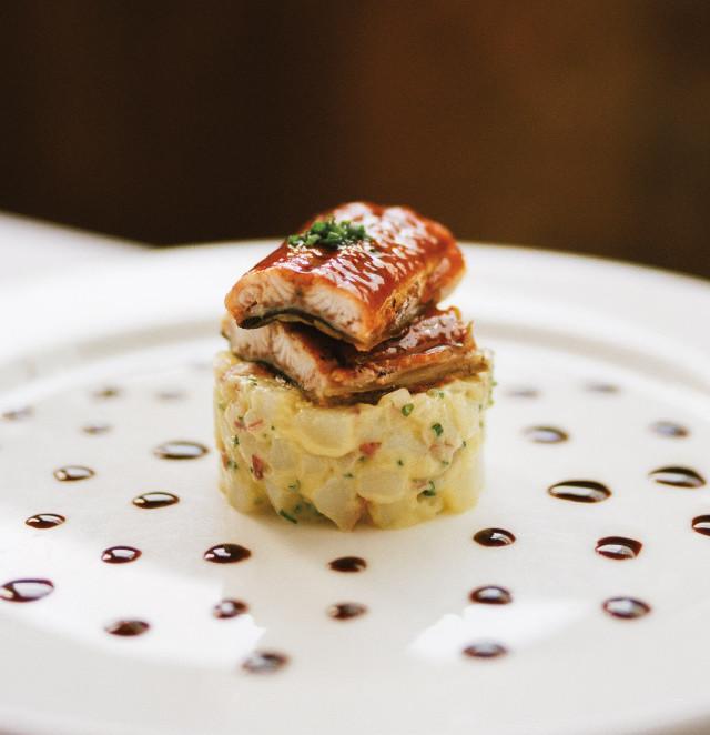 0213 seafood lark glazed eel peyzjx