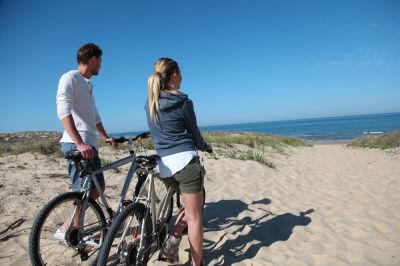 Beach bike d26ujv