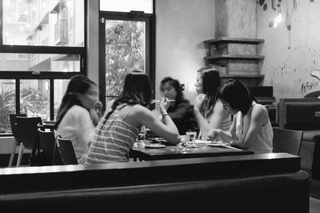 Izakaya dining room u0urox