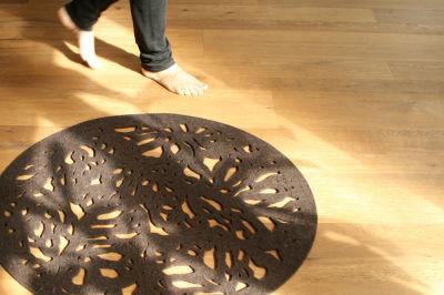 Katetroyer felt floor piece i4umaf