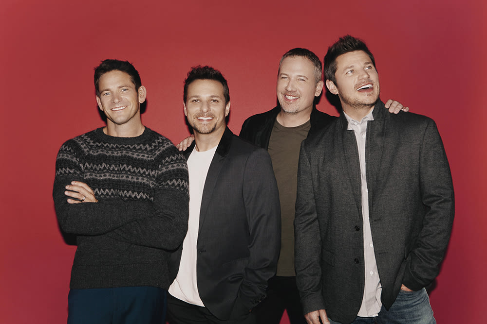 98 degrees press photo  iscor8