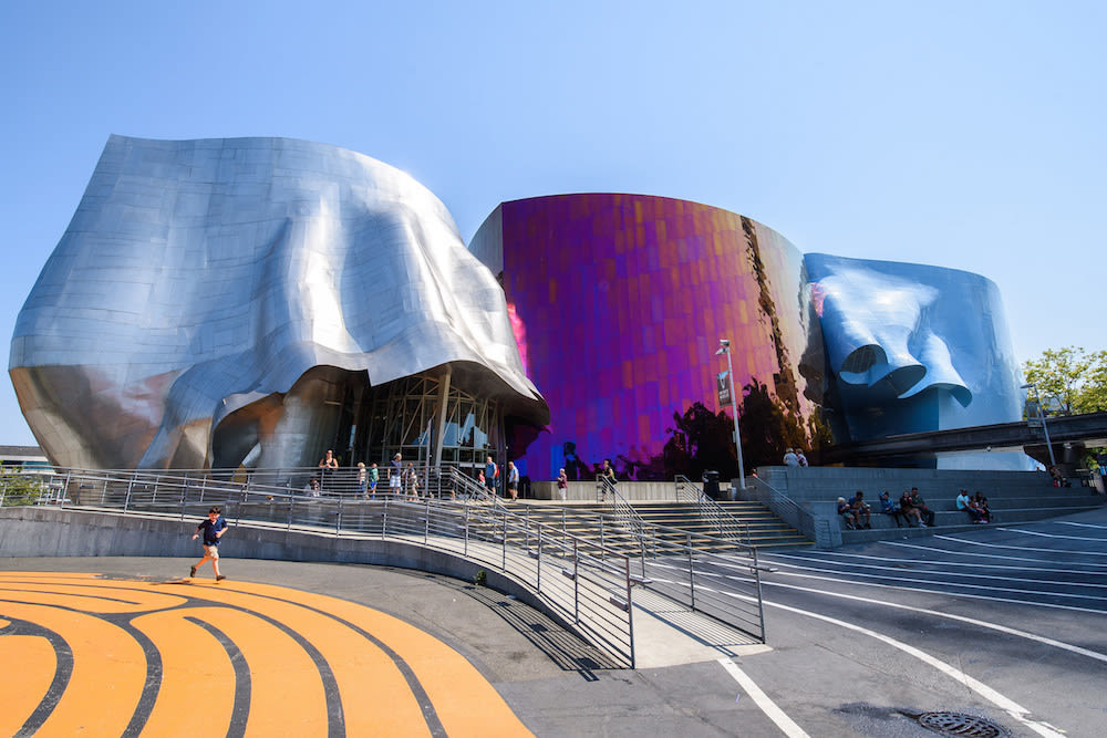 Museum of pop culture aclofm