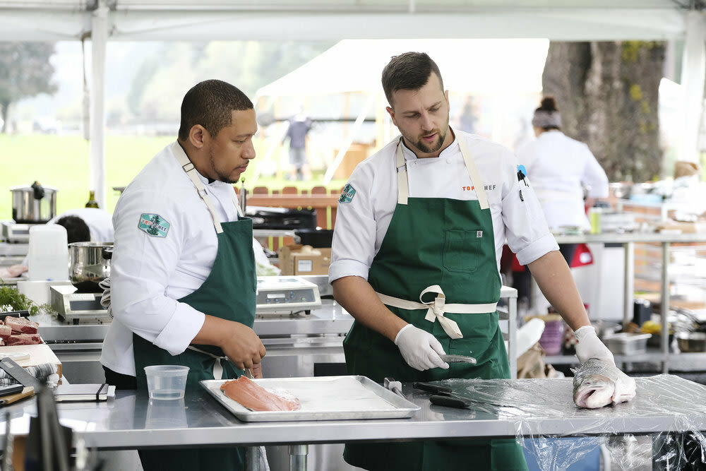 Top Chef Season 18 Recap Episodes 5 7 Playing Ketchup Portland Monthly