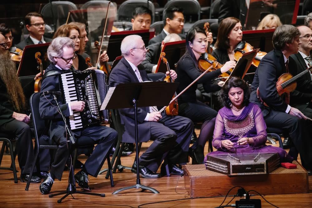 Seattle symphony muslim band iybeze