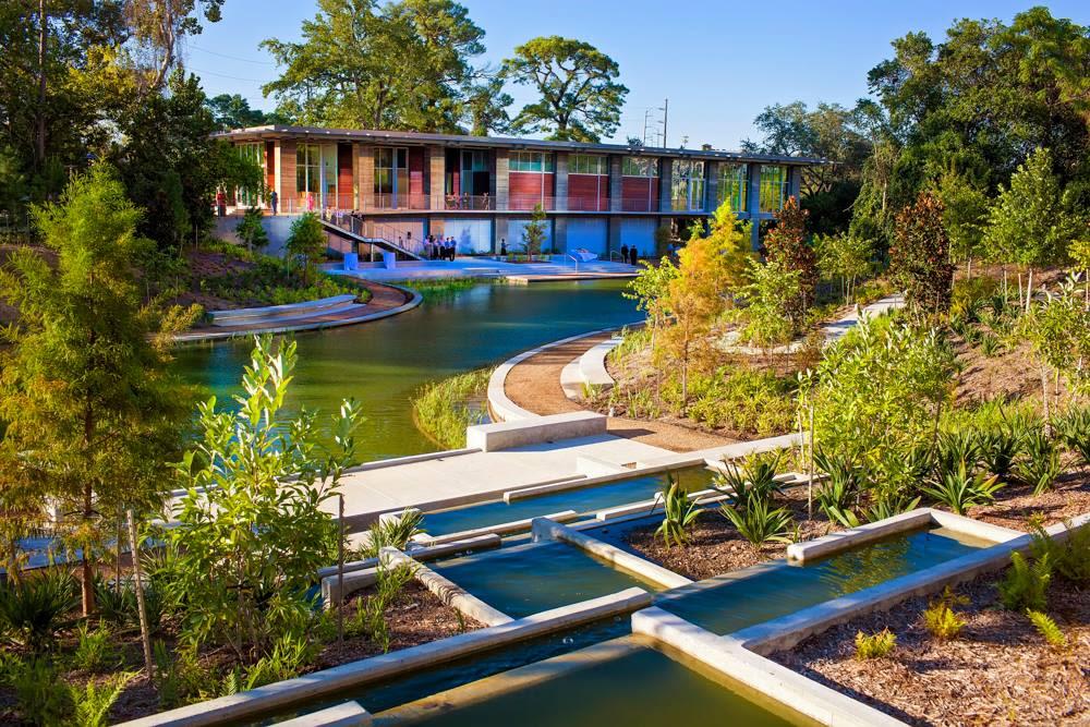 Buffalo bayou park lost lake wevzke