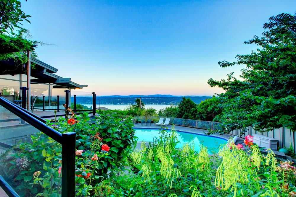 Washington property with a pool