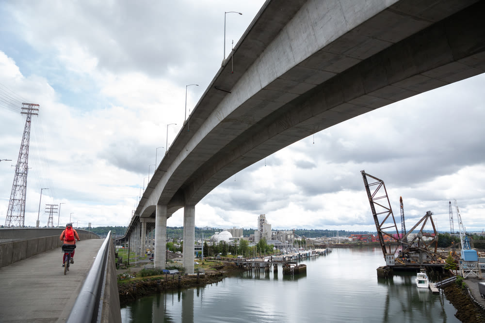 West Seattle Bridge
